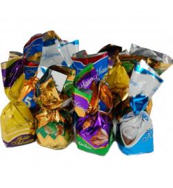 Cukierki Złote Praliny