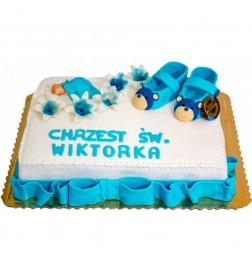 Tort Buciki dla Misiaczka