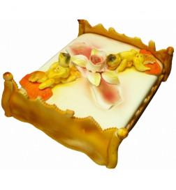 Tort Łóżko