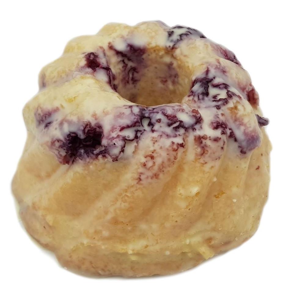 Ciasto Babka z Wiśniami