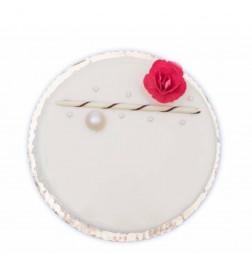Tort Biała Malina