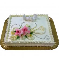 Tort Prostokąt Tradycyjny