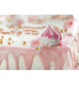Tort Prostokąt Drip Cake