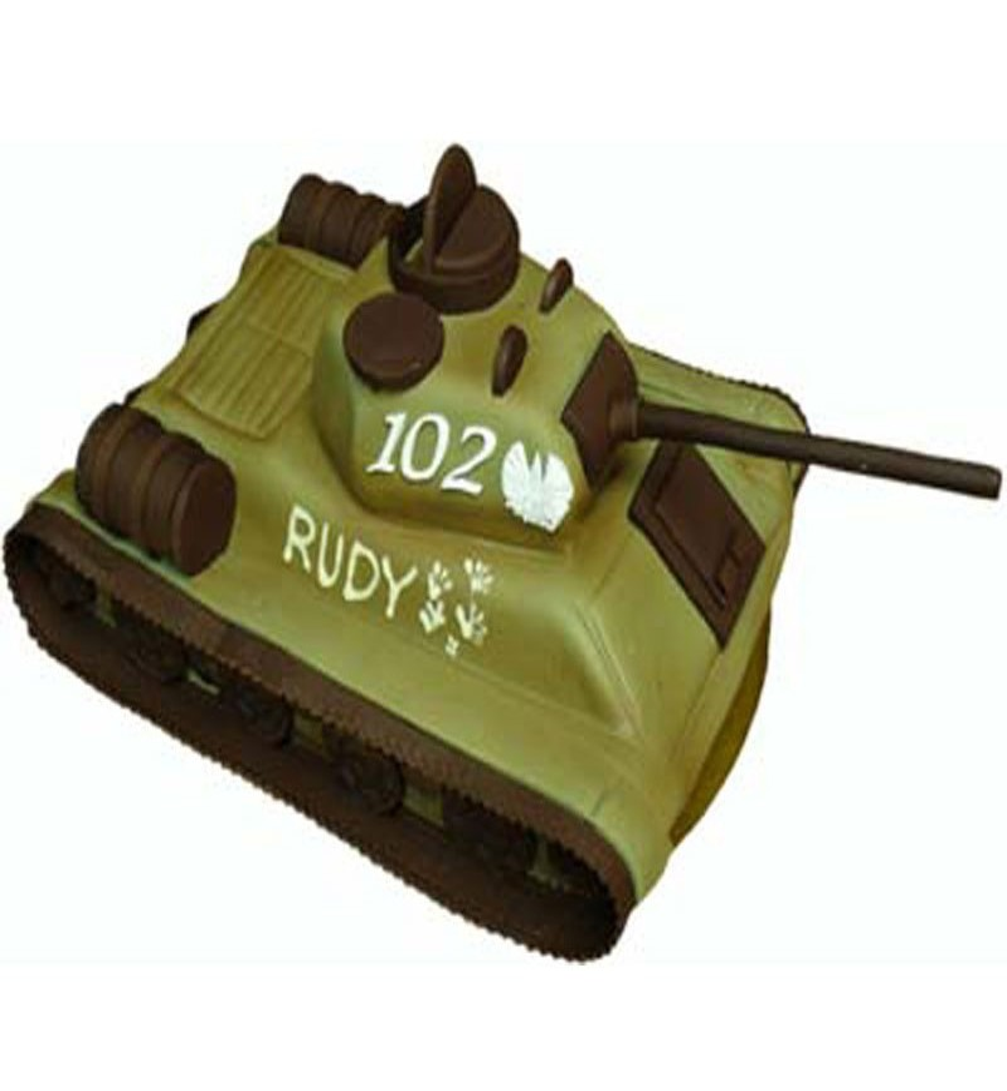 Tort Czołg 3D