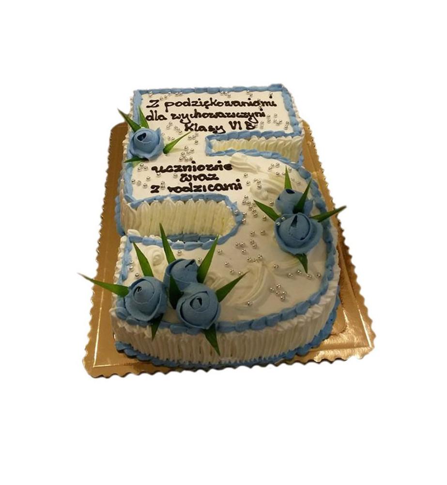 Tort Piątka