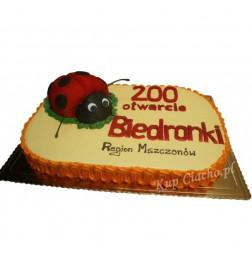 Tort dla Biedronki