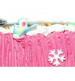Tort Foto Kolorowy
