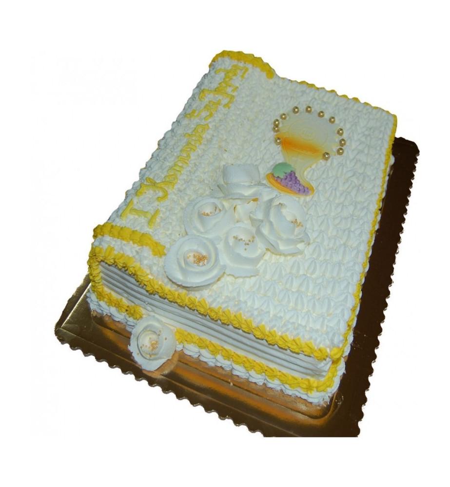 Tort Pismo Święte zamknięte Bianca
