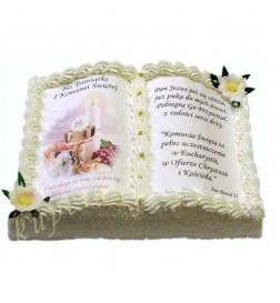 Tort Książka Tradycyjna