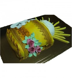 Tort Hostia 3D