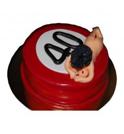 Tort Znak Zakazu