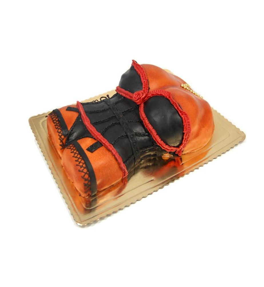 Tort Kobieta w Gorsecie