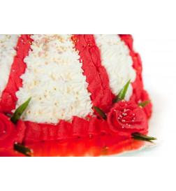 Tort Laleczka